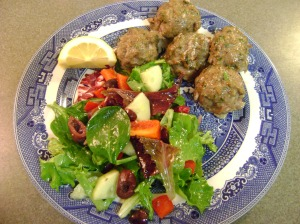 Kofta Kebab Lamb Meatballs