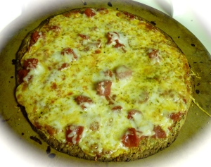 Coconut Flour Pizza