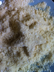 Breading mixture