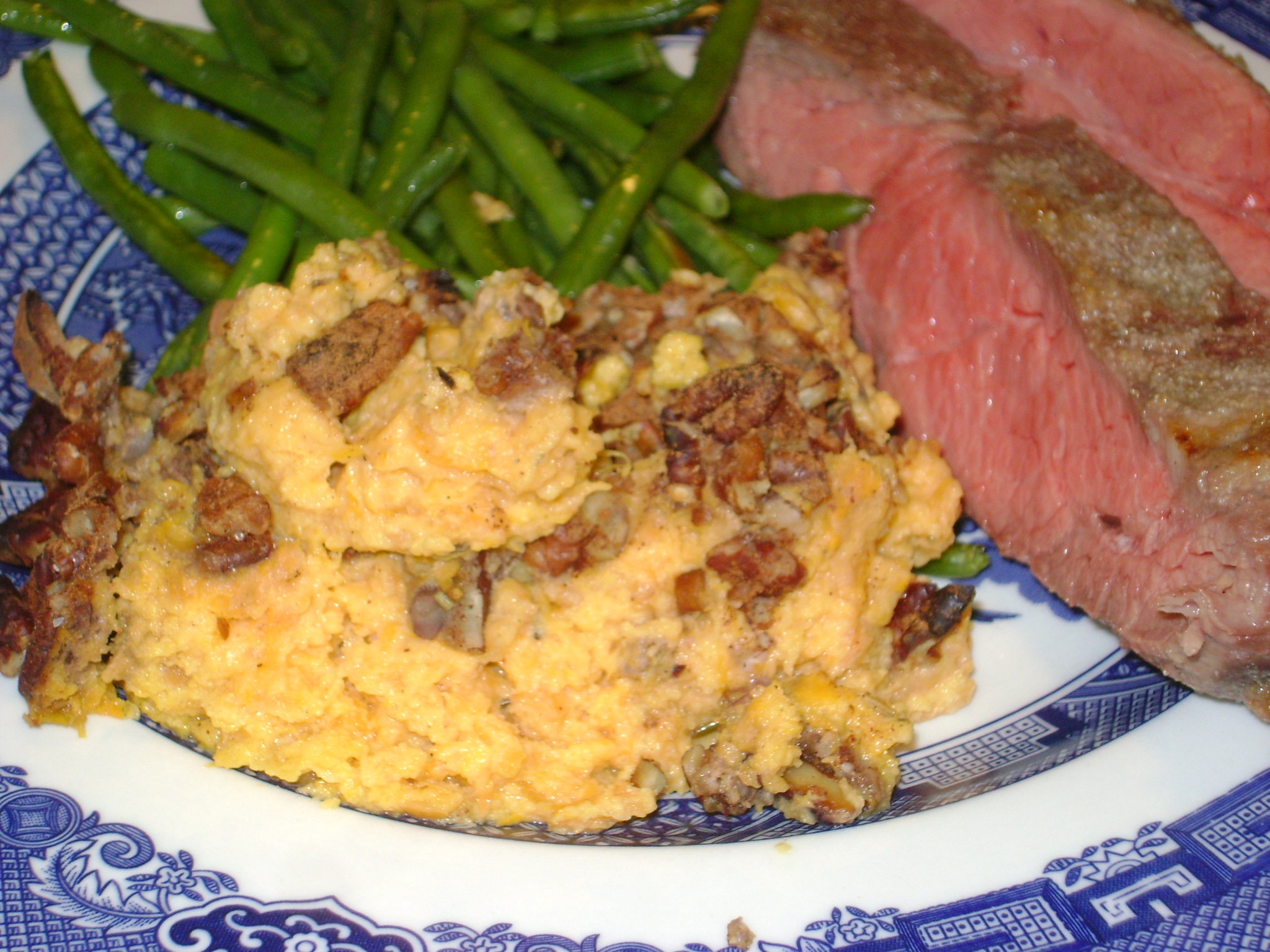 paleo sweet potato souffle | the PRIME pursuit