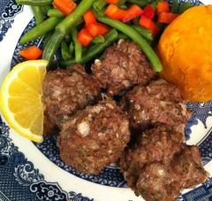 Kofte Kebab Meatballs