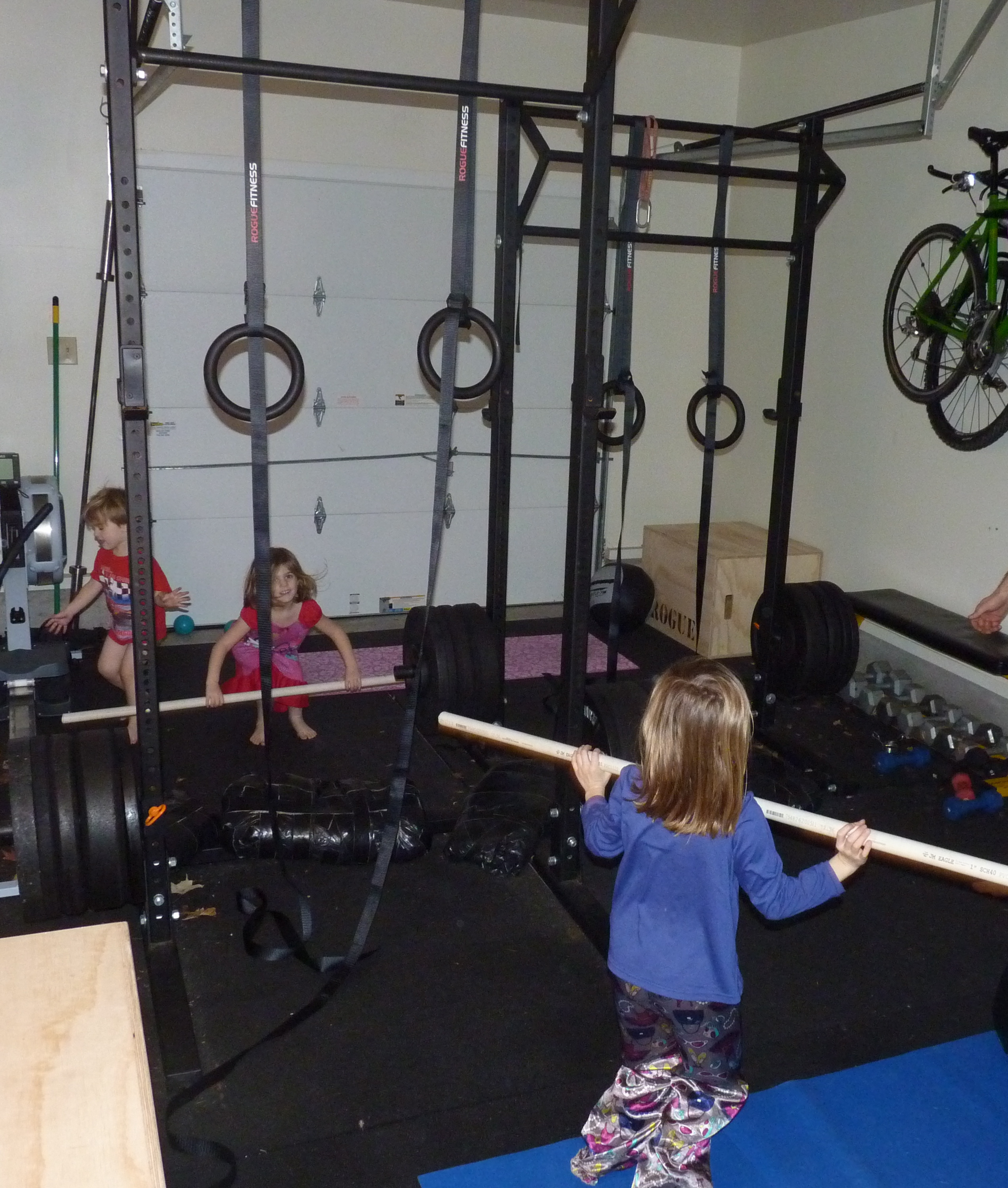 Crossfit home gym the prime pursuit