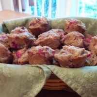 Favorite Strawberry Muffins