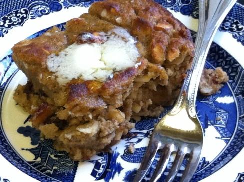 paleo baked oatmeal