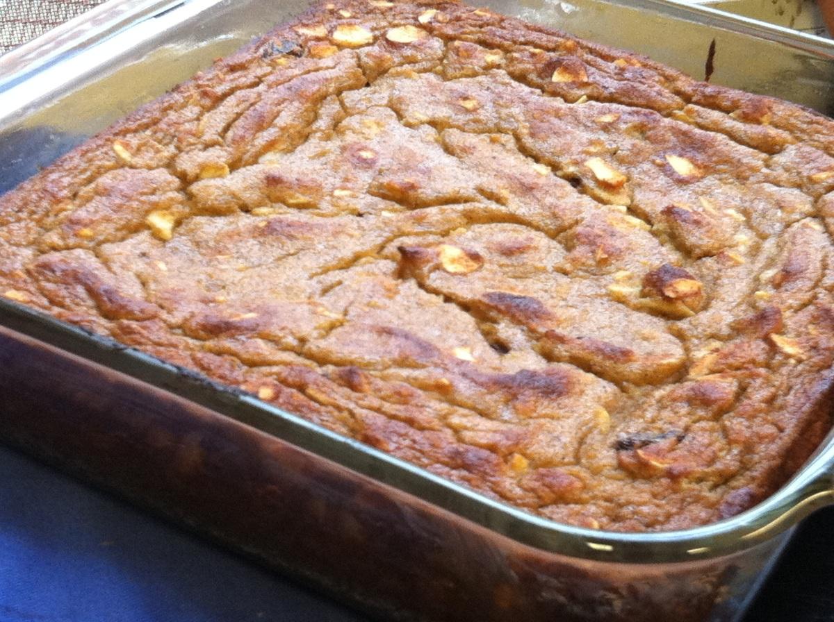 Baked N'Oatmeal
