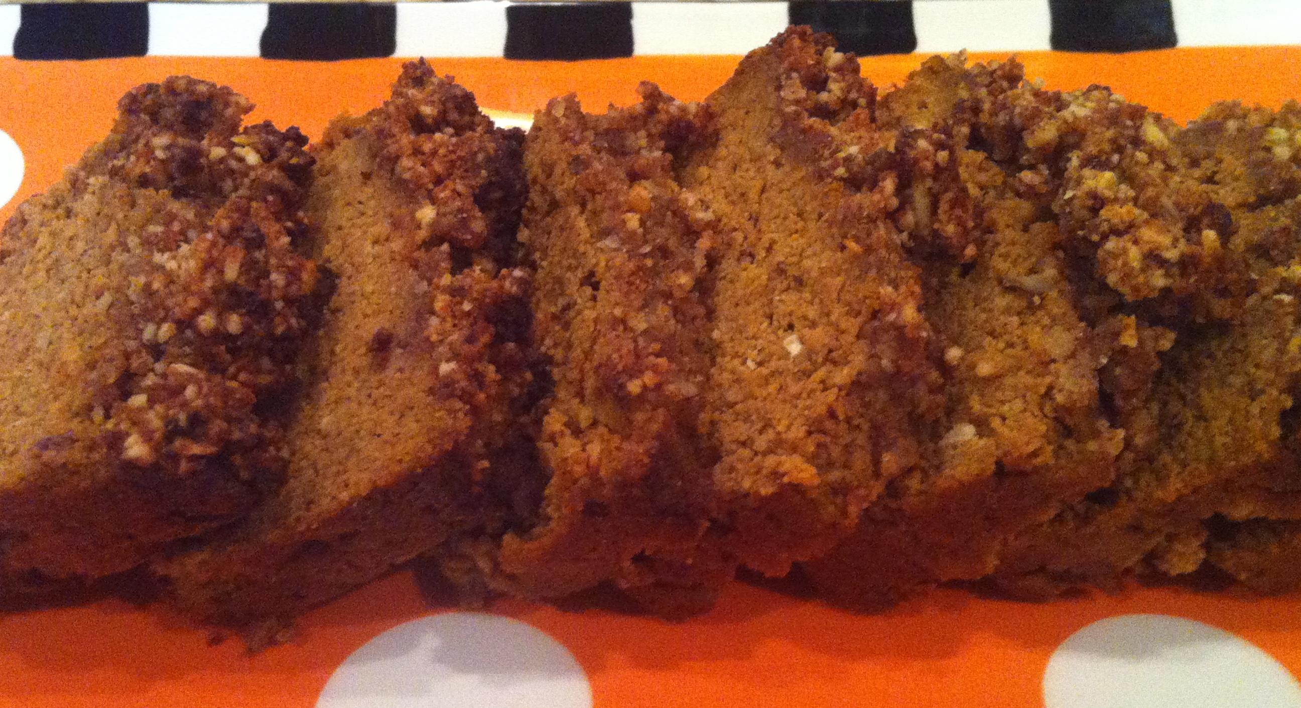 Paleo Pumpkin Bread | the PRIME pursuit