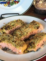 Baklava Salmon