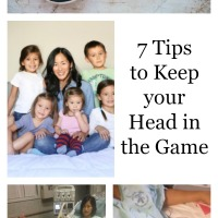 Beating Cancer: Seven Tips for Keeping your Head in the Game